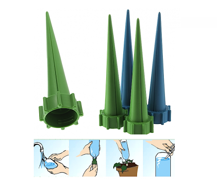 Automatic Flower Watering (4-pack)