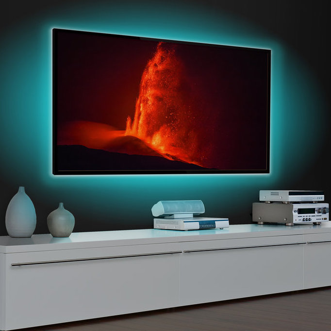 LED-valo televisioon