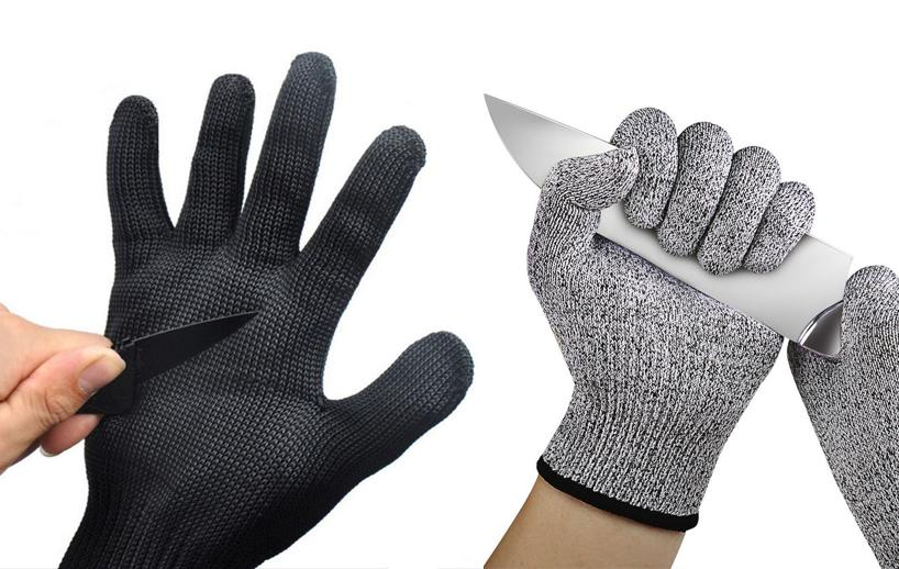 Protective gloves for cutting (Stainless steel)